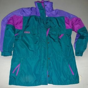 Vintage Columbia 3 in 1 jacket brand new!!
